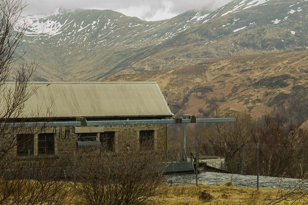 Kinlochleven Hydro Electric Pumping House